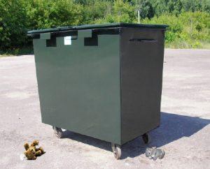 Вывоз мусора контейнер 27 м3 москва юао